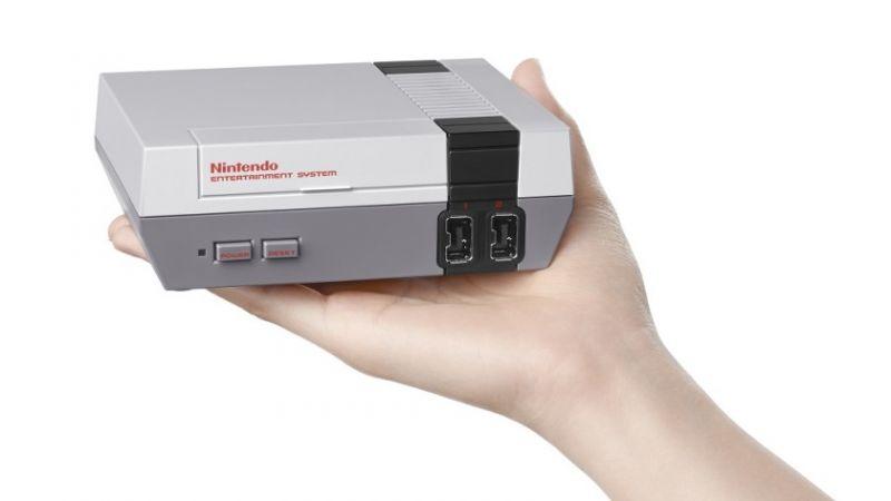 mini NES Nintendo