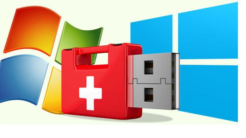 pendrive de sistemas operacionais