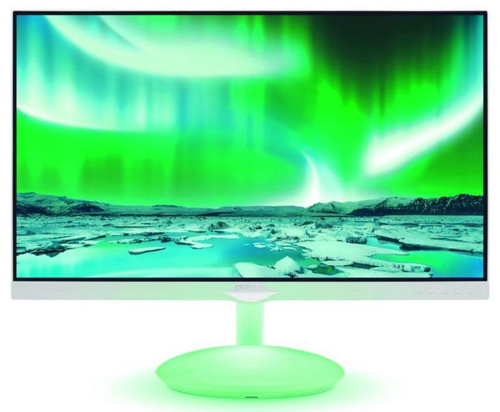 Monitor Philips Moda Ambiglow_green