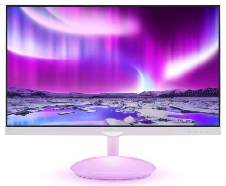Monitor Philips Moda Ambiglow_purple_2