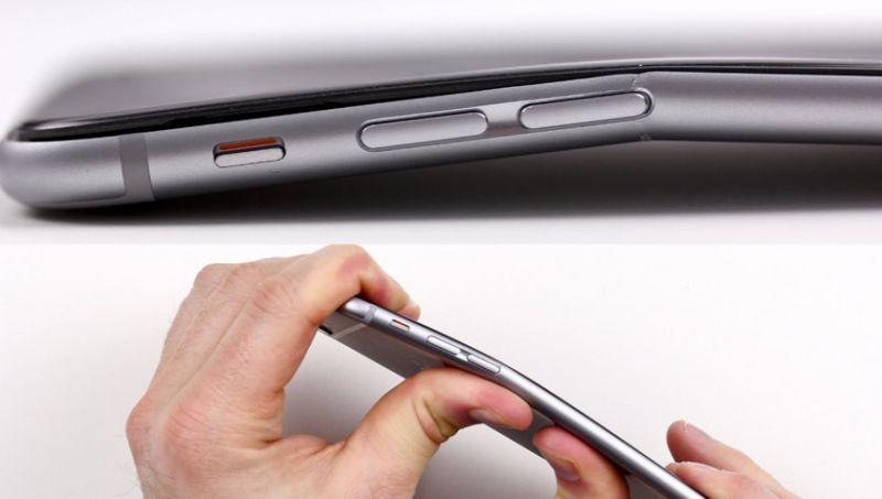 iphone 6 bendgate teaser