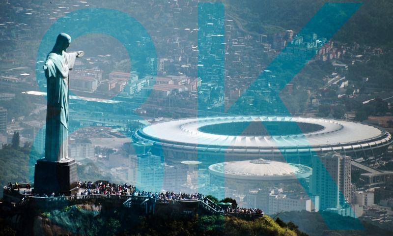 rio 2016 jogos olimpicos 8K