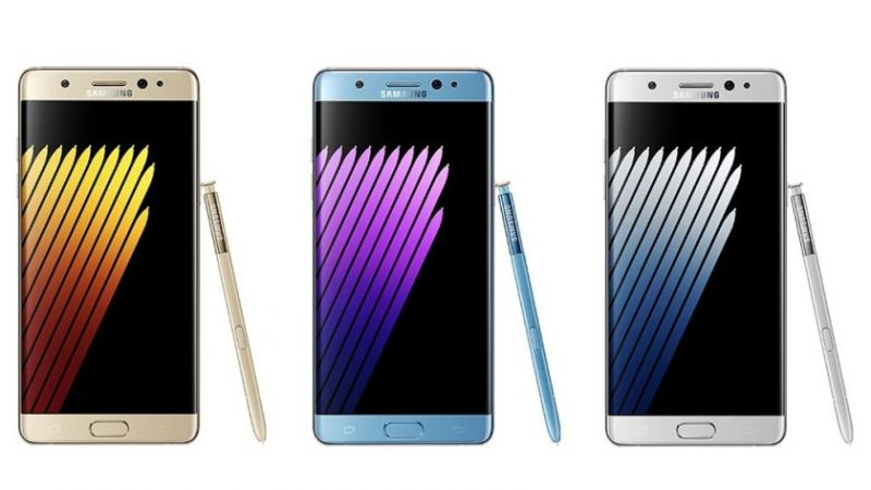 galaxy note 7 teaser colores
