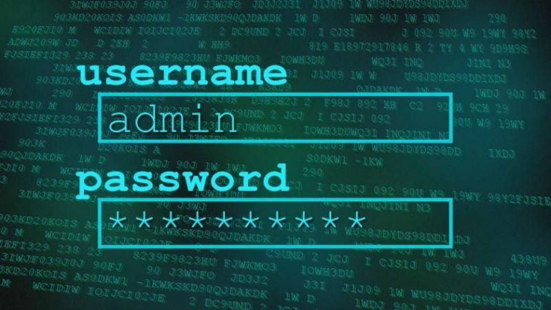 senhas password