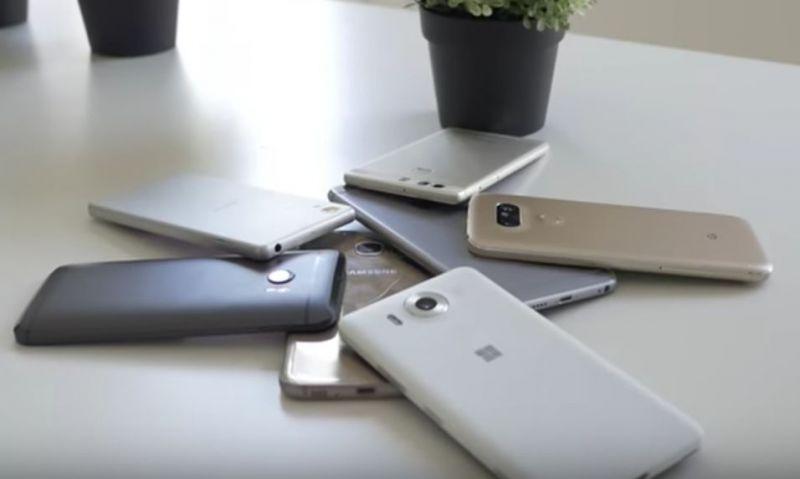 smartphones android ios windows