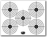 Printable Shooting Targets And Gun Targets O Nssf
