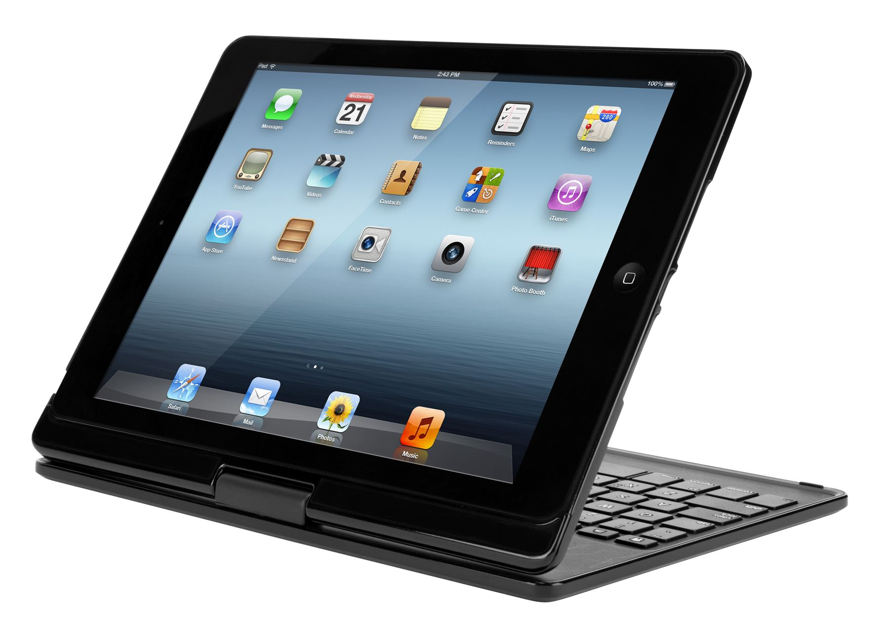 Ipad Air 2 Versatype 4 In 1 Keyboard Case For Ipad Air Ipad Air 2