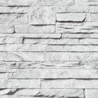 White Wall Cladding | Stone Brick Effect | Targwall
