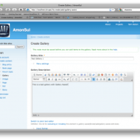 Revisiting Galleries with Drupal 6.15