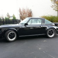 1988 Porsche 911 Targa - A New Girl is in Town