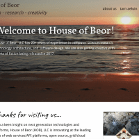 Building a New House of Beor Website with Foundation 6