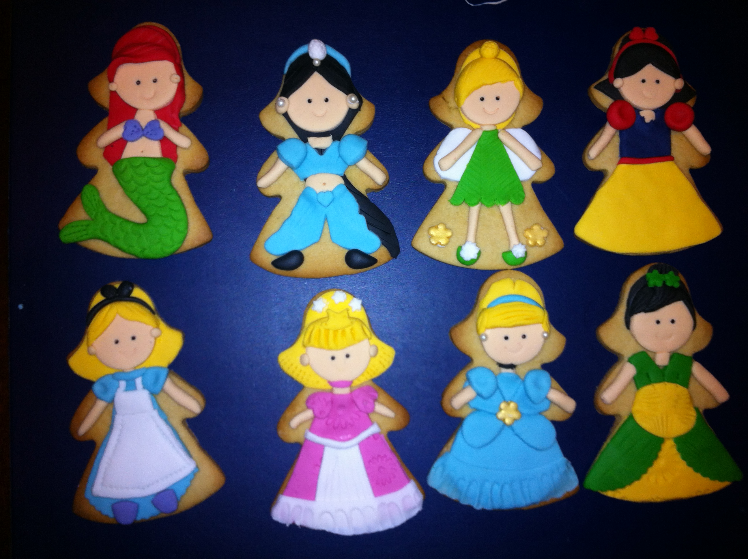 Galletas Decoradas De Princesas 301 Moved Permanently