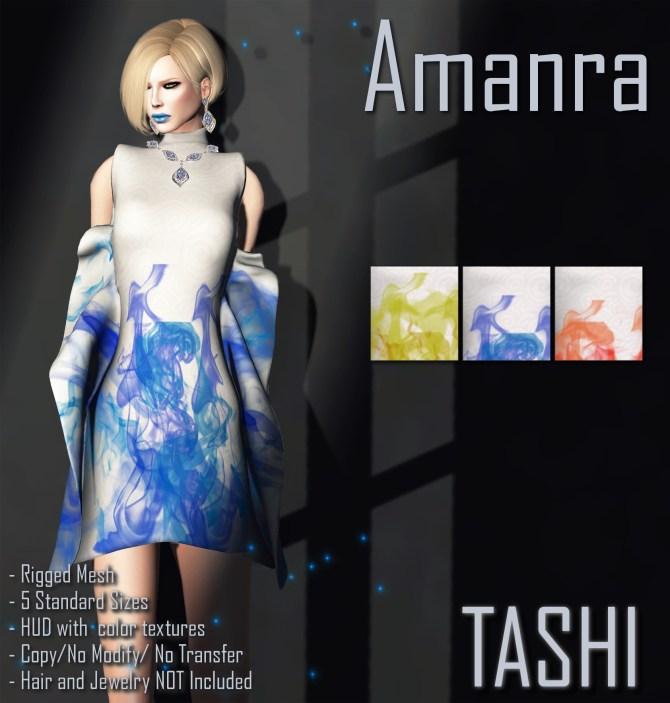 TASHI Amanra