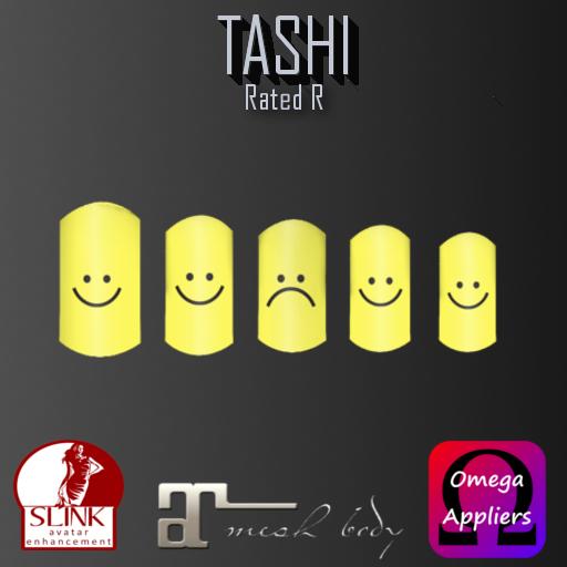 TASHI Rated R