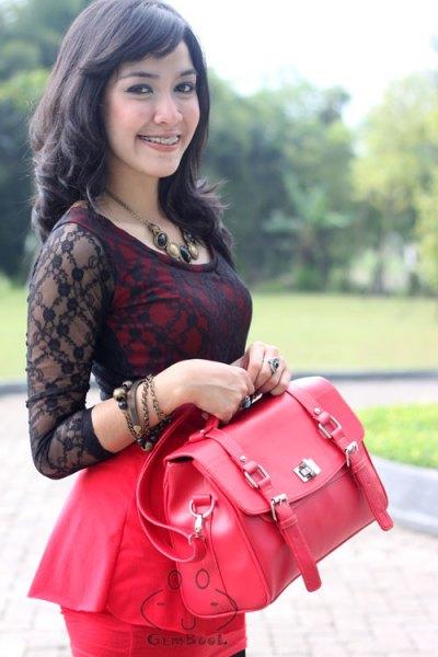 Model Baju Gamis Terbaru Pasar Baru Bandung