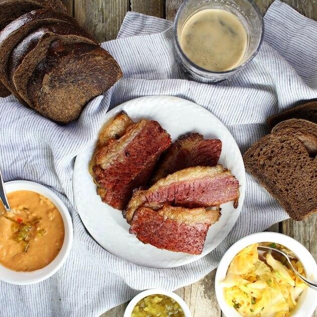 Best Kimchi Reuben Ever | Taste And See