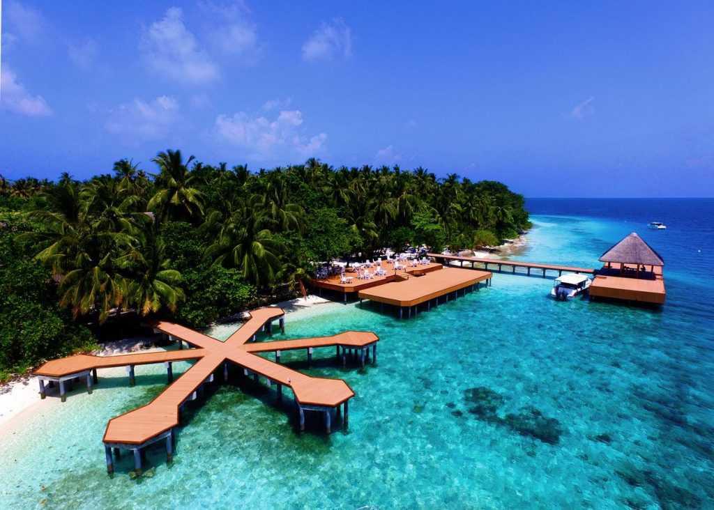 Fihalhohi Island, źródło: booking.com