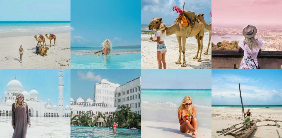 10 przykazań travel influencera, czyli jak osiągnąć sukces na Instagramie.