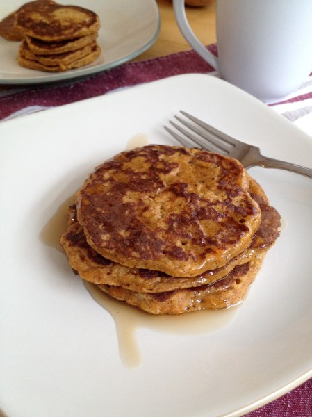 Add Sweet Potatoes To Pancake Mix