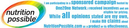 OnetoOne Network Centrum Nutrition Possible Disclosure