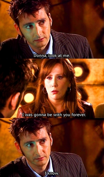 Forever Doctor Who Donna Doctor