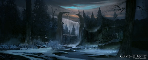 moles town game of thrones video game concept art