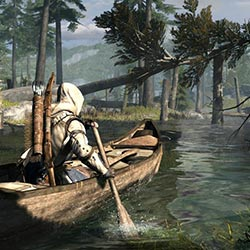 Assassins Creed 3 III Frontier Conoe Online Screenshot
