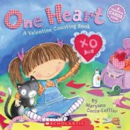 One Heart A Valentine Counting Book