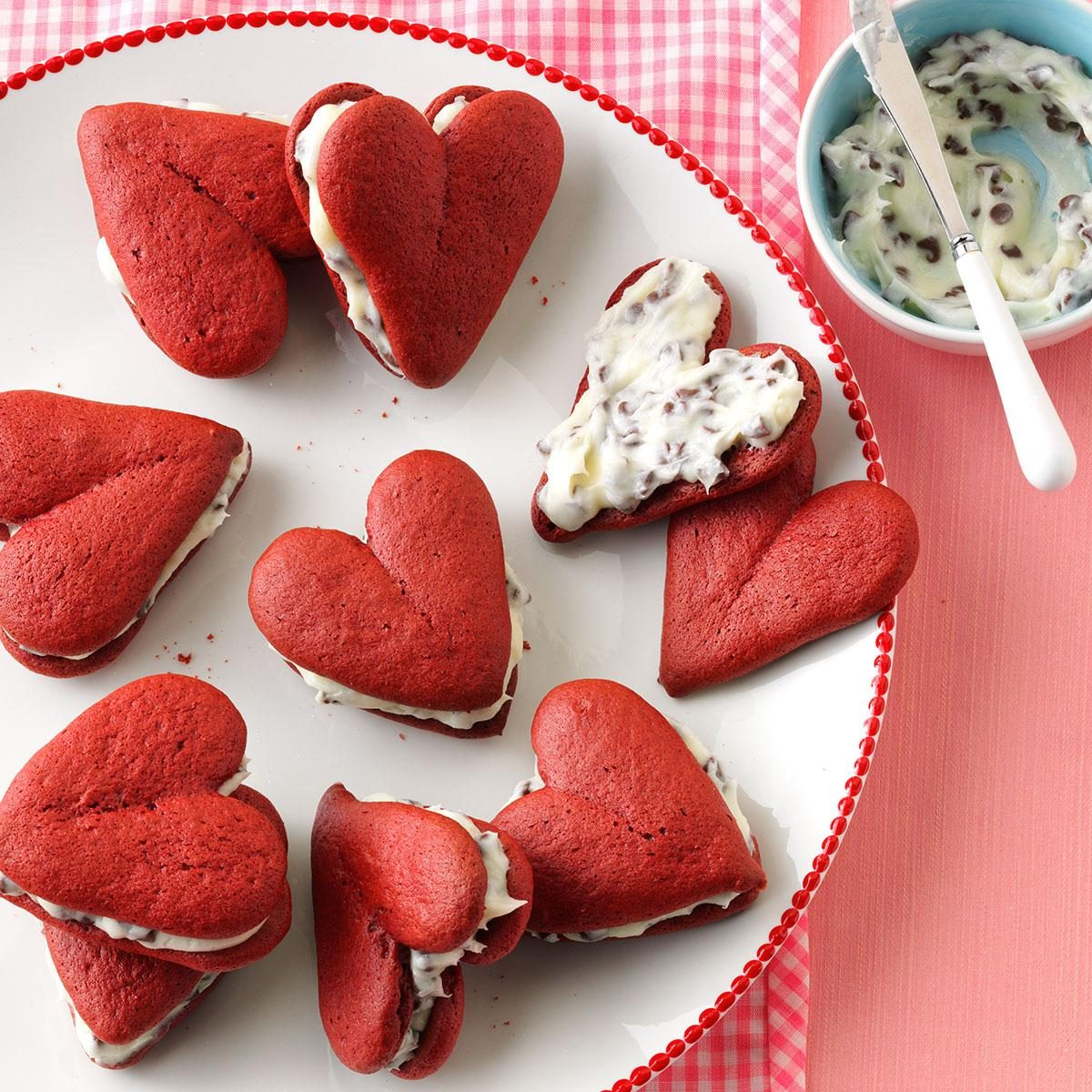 Romantische Hapjes 10 Heart Shaped Cookies You 39ll Swoon Over Taste Of Home