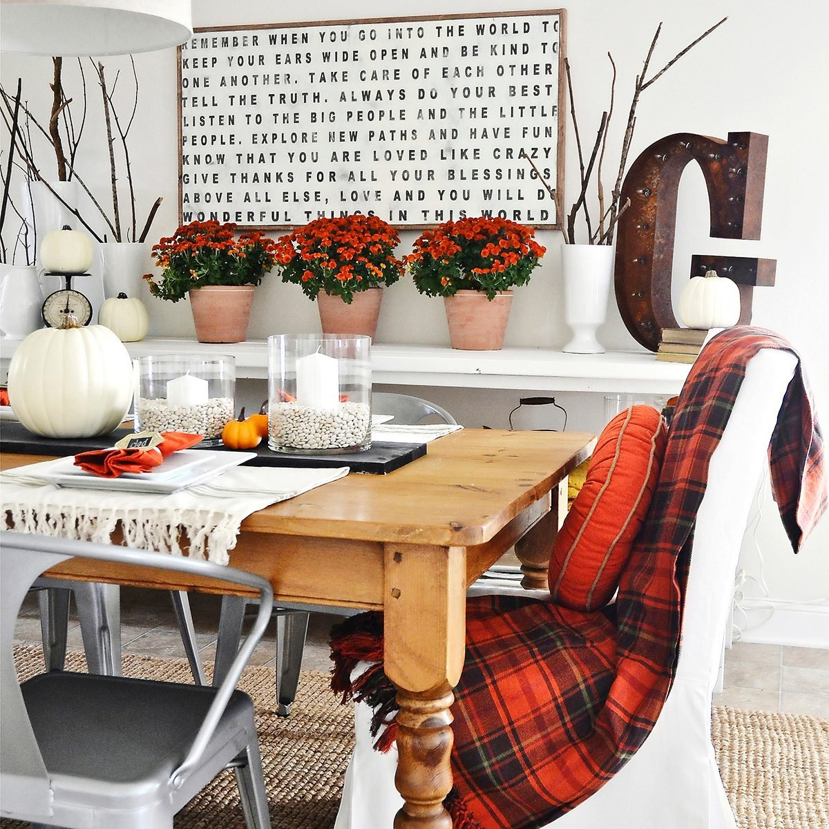 30 Thanksgiving Decorations Perfect For The Holidays
