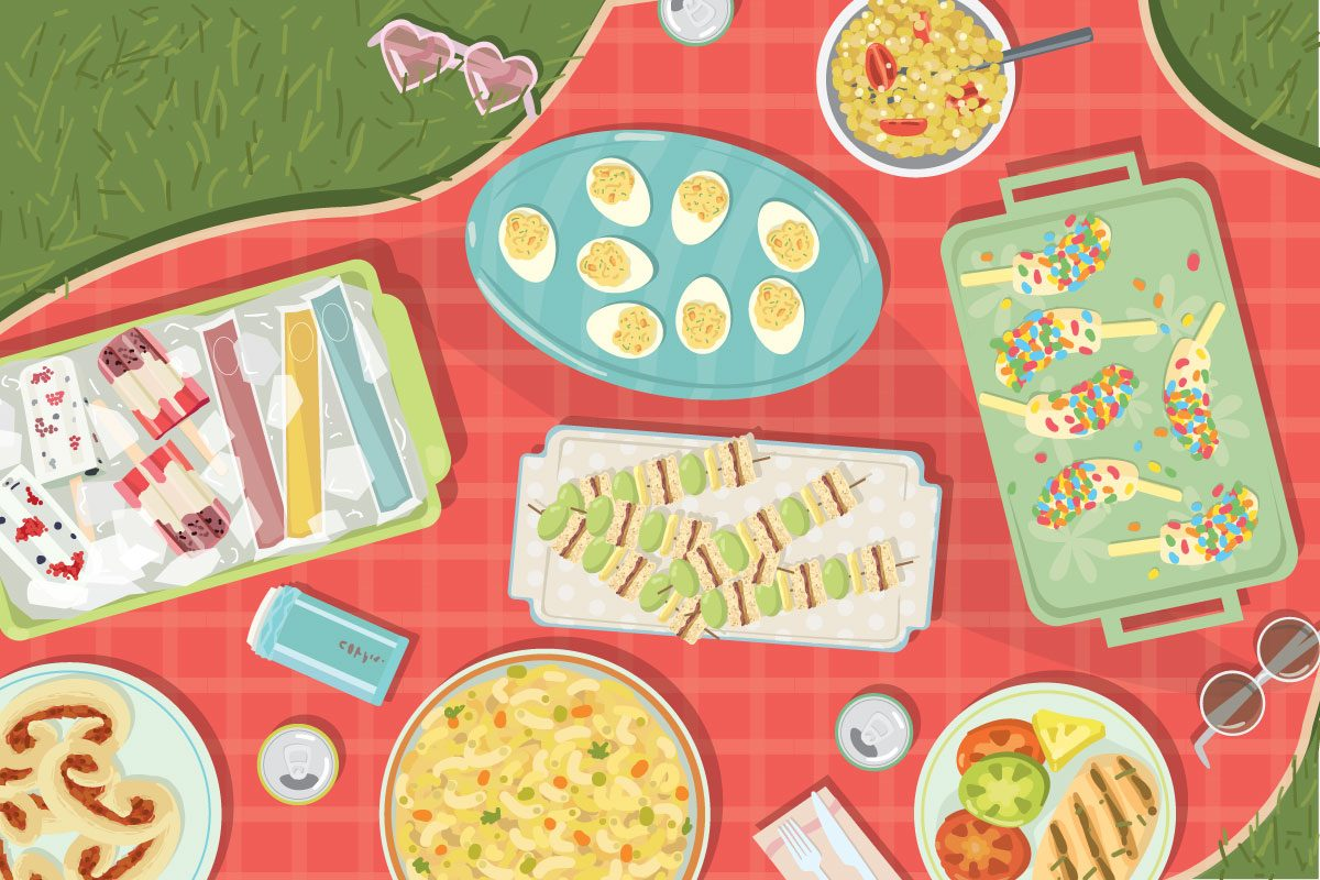 The Secret To Planning A Perfect Picnic Taste Of Home
