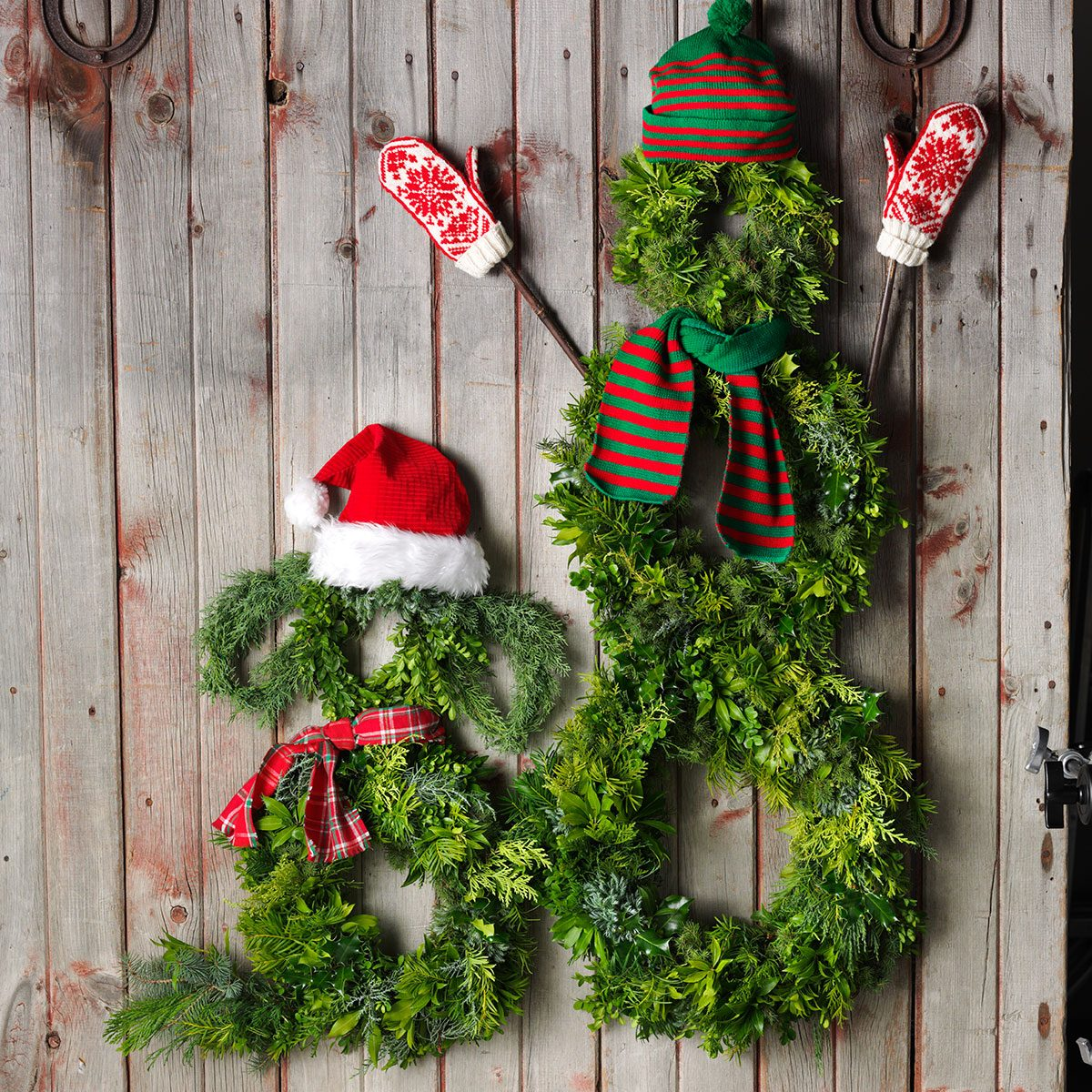Diy Bank Holiday Offers Diy Christmas Wreath Ideas 12 Easy Crafts With Pictures