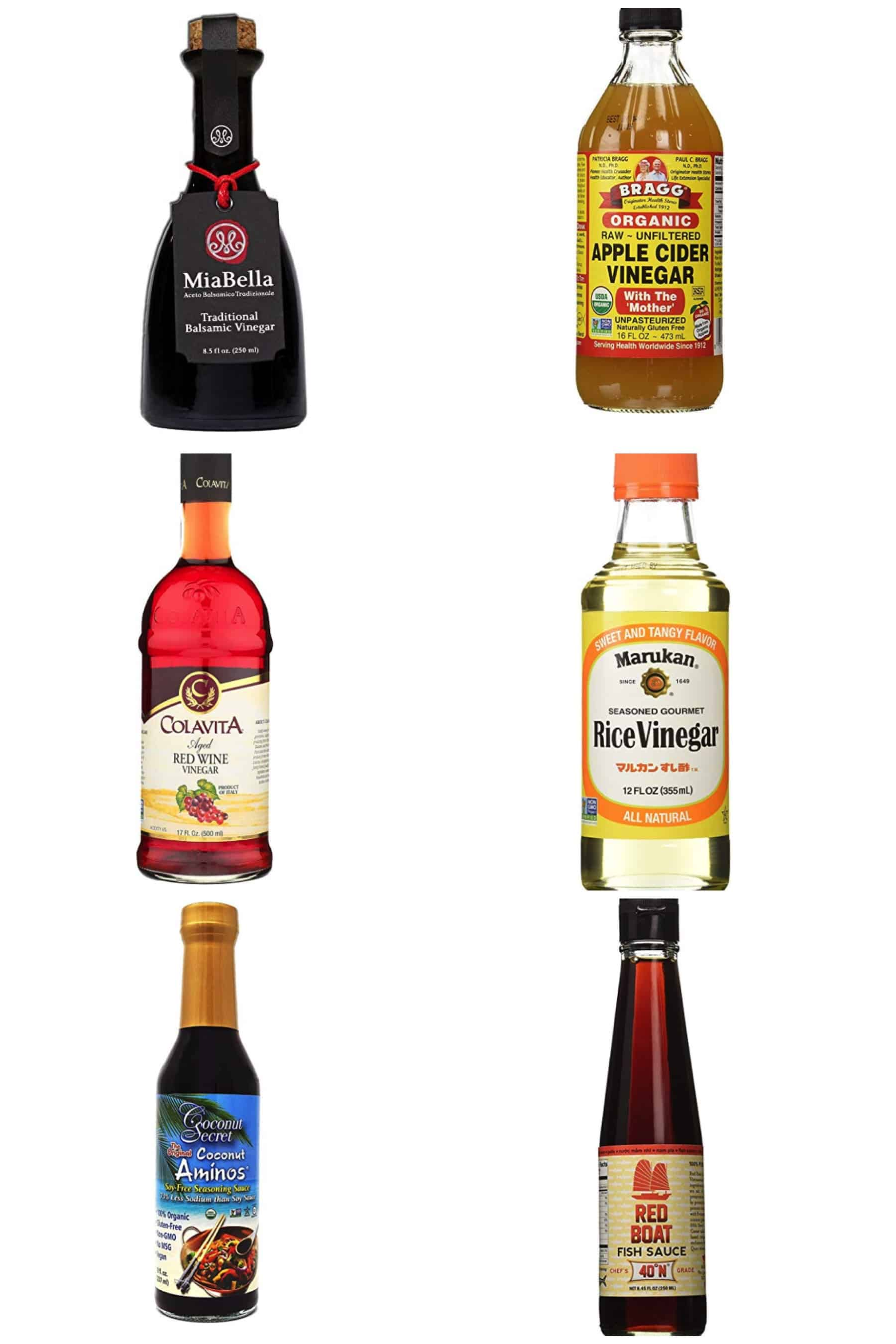 Cucina & Amore White Balsamic Vinegar The Ultimate Whole30 Amazon Shopping Guide Tastes Lovely