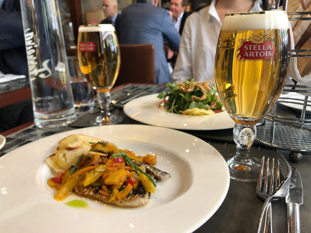 Cuisine Stella Stella Artois Beer And Food Pairing The Perfect Marriage