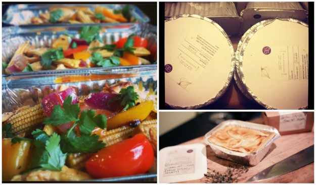 personal chef & event catering