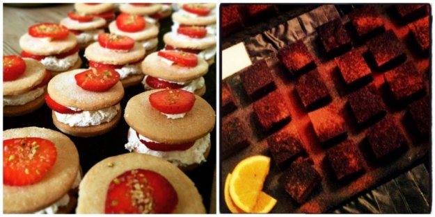 Sweet Canapes Party