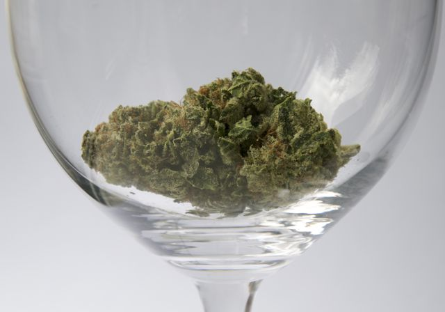 Cannabis in Wine: Why?