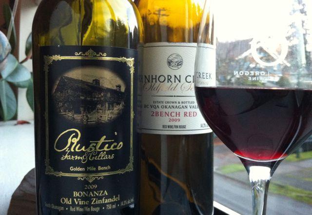 Blend of the Week: Zinfandel + Bordeaux Blend