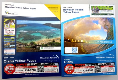 Yellow Pages Hawaii Oahu