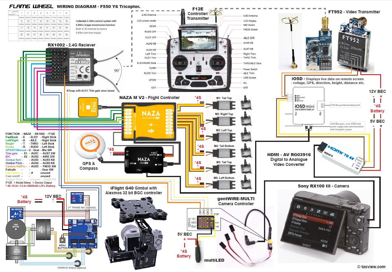 phantom 2 wiring diagram
