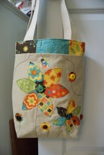 Guest Project — Applique Tote Bag!