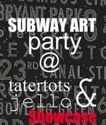 Subway Art Showcase!