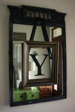 Guest Project — $7 Yard Sale Nightstand Makeover!!