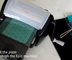 Giveaway Monday — Epic Six Letterpress System {$169 value}!!