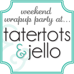 Weekend Wrap Up Party — and Poppy Seed Projects giveaway!!