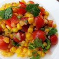 corn salad recipe from the top