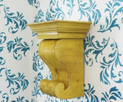 """Summer Social"" Guest Project — Make DIY Corbels out of Scrap Wood!!"