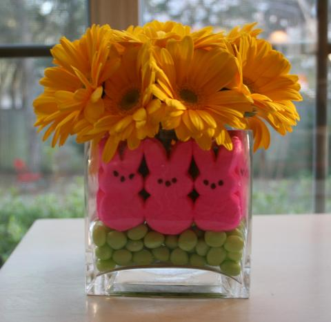 Easter Centerpieces With Peeps Free Easter Crafts To Make