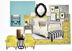 The Good Mood Board {Master Bedroom Edition}