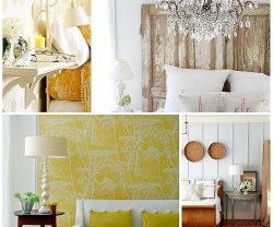 master bedroom collage